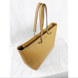 Authentic Michael Kors Saffiano Leather Tote